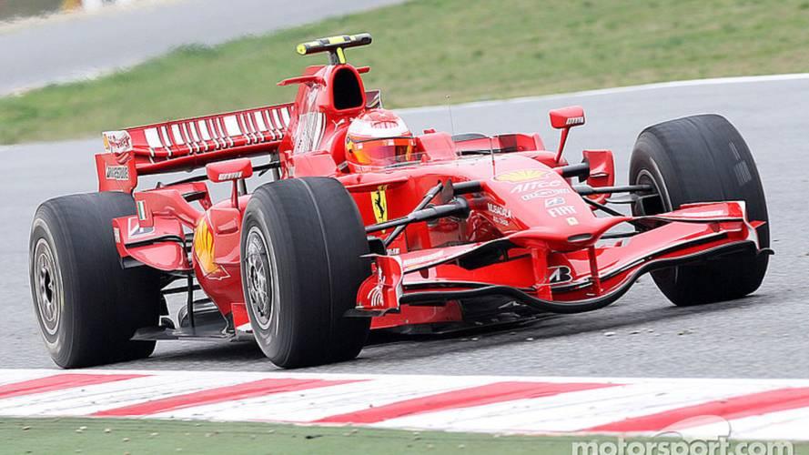 Nueva exposición de Michael Schumacher
