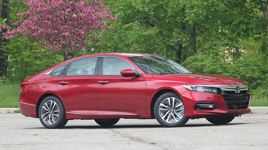 2018 Honda Accord Hybrid Review: Excellence With An Eco Conscience