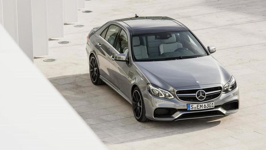 Mercedes-Benz E-Serisi