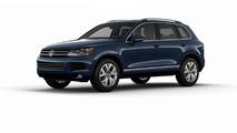 Volkswagen Touareg X (US-spec) 02.12.2013