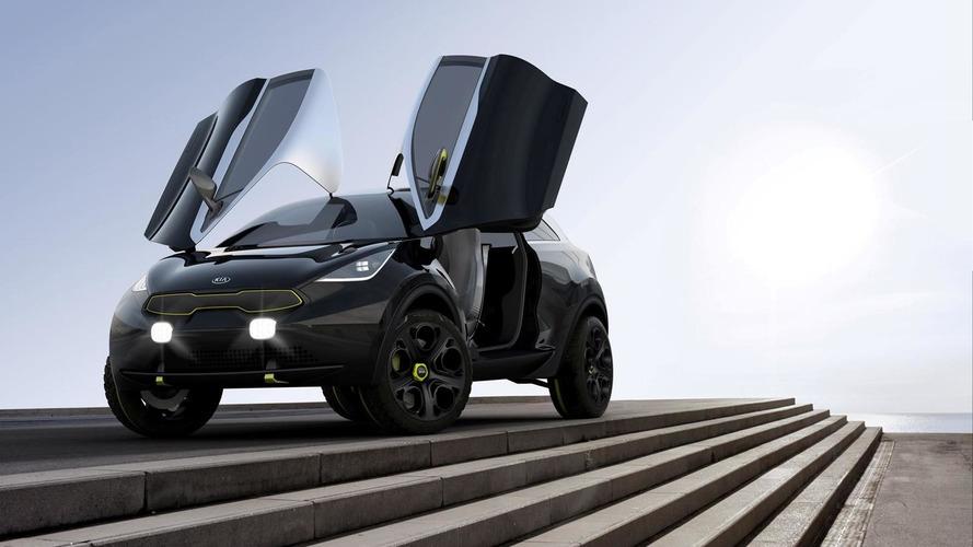 Kia subcompact crossover could go plug-in hybrid