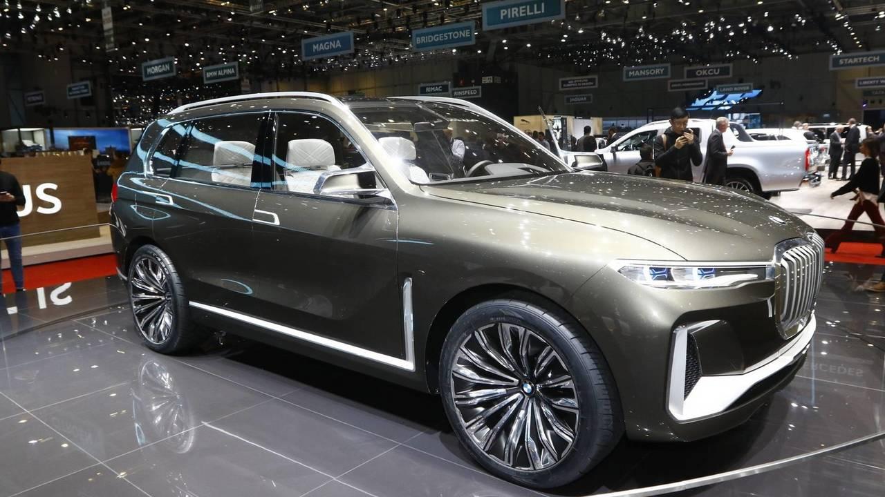 BMW al Salone di Ginevra 2018