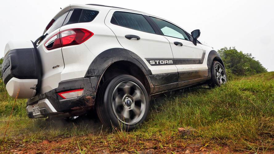 Ford EcoSport Storm 4WD
