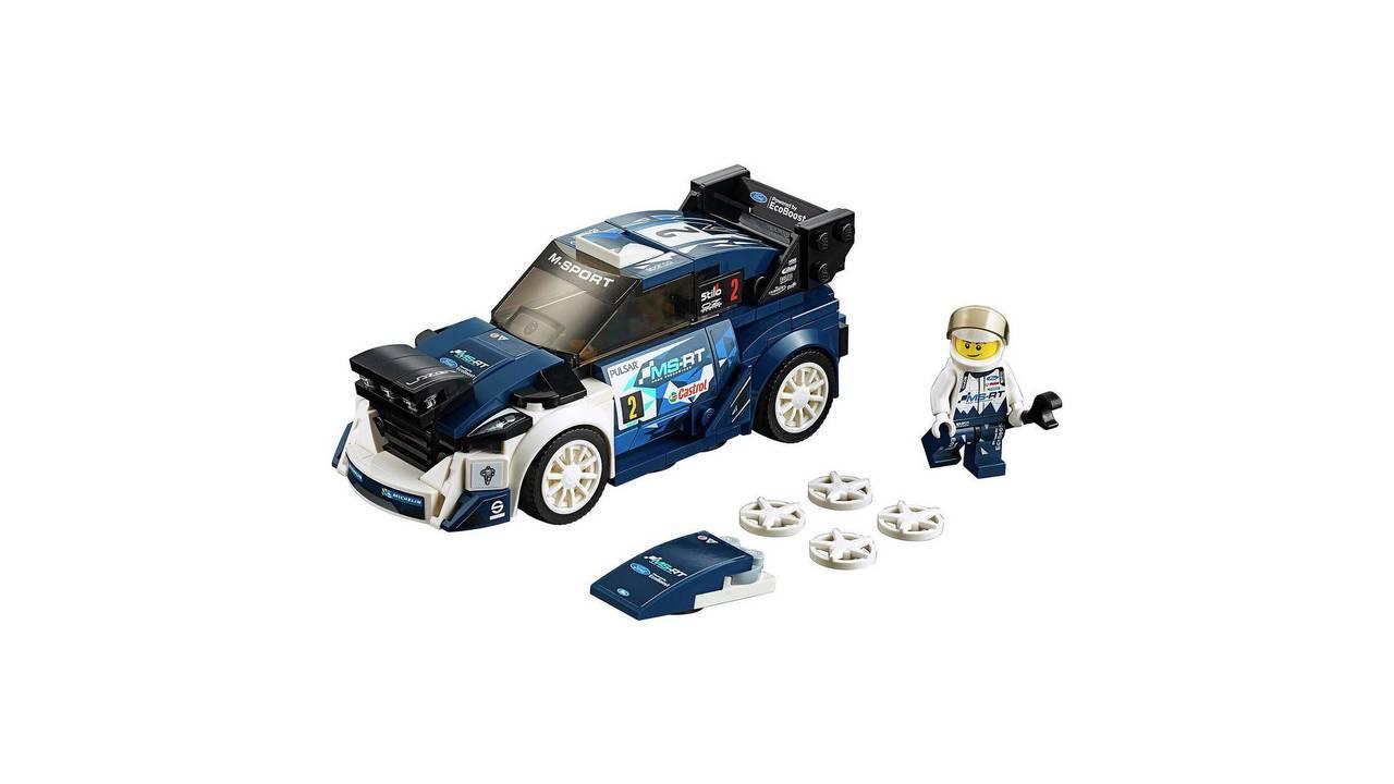 Lego Speed Champions Set 2018