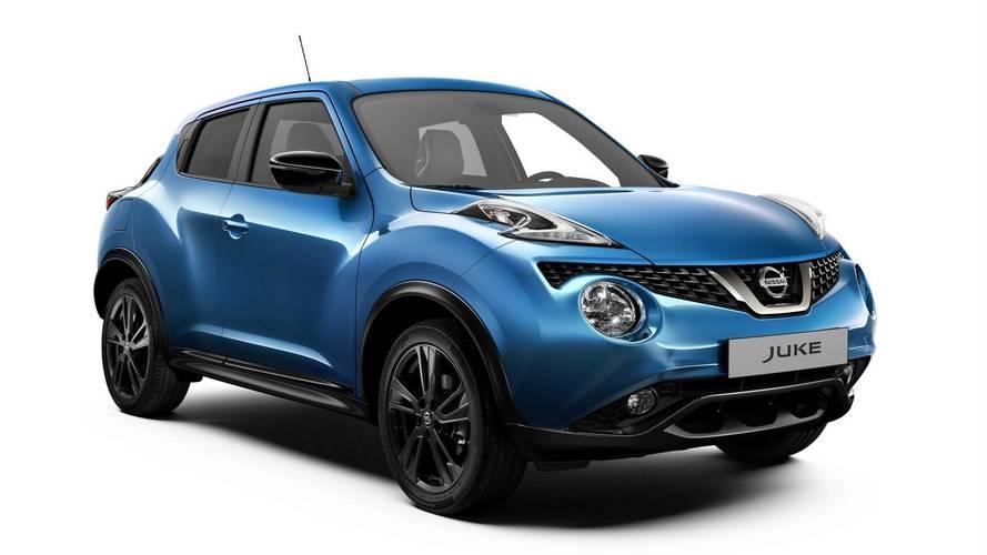 Nissan Juke, Avrupa'da bir kez daha makyajlandı