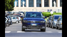 Volkswagen Tiguan, la prova di Andrea Farina