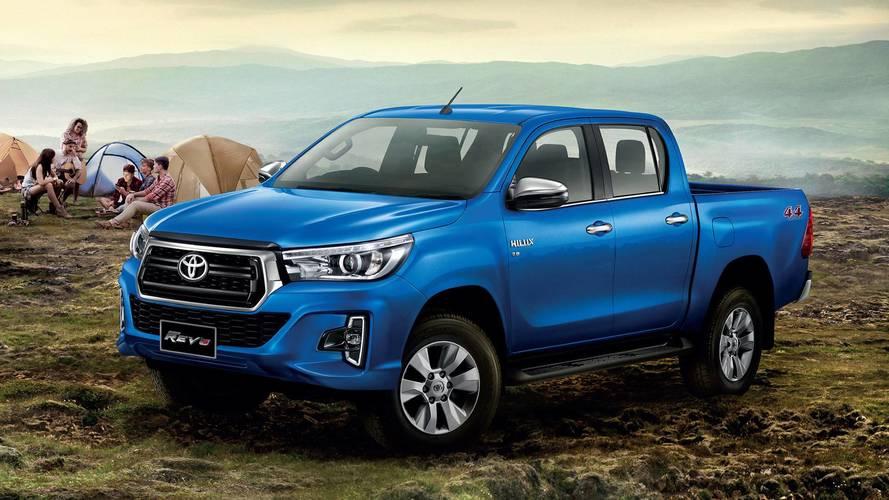 Toyota promete Hilux reestilizada neste ano, motor V6 e até versão híbrida