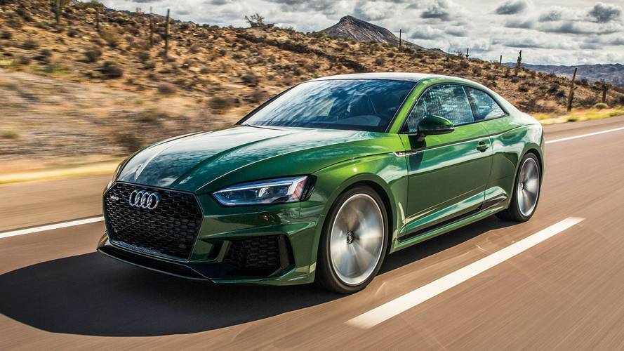2018 Audi RS5: Second Drive