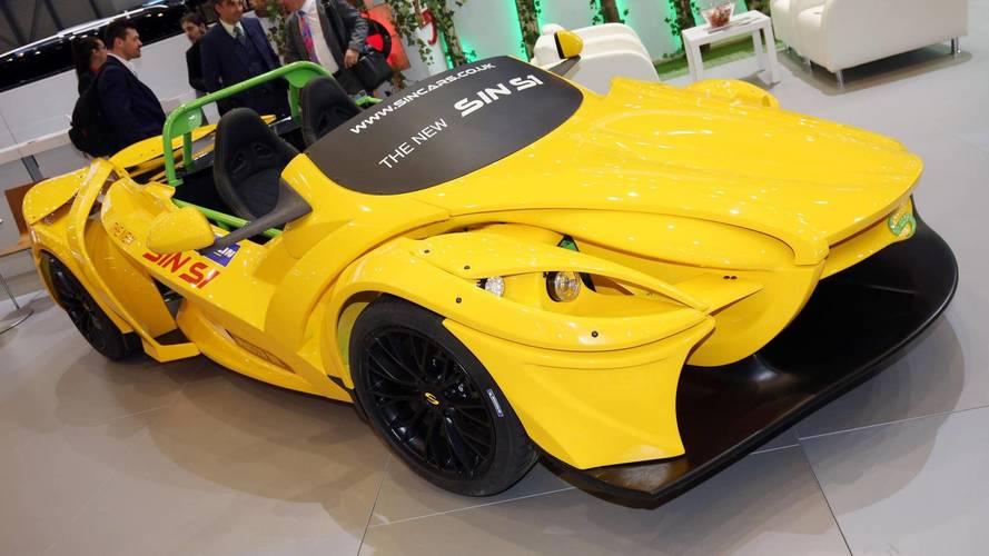 Sin S1 modular car