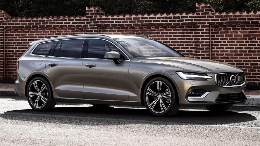 Nuova Volvo V60, la familiare media pensa in grande