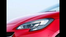 Novo Opel Corsa 2015 chega com motor 1.0 turbo de injeção direta