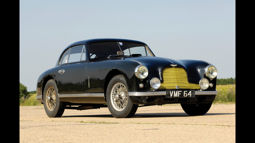 Aston Martin DB2 venduta a 612.000 euro