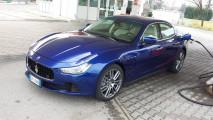 Maserati Ghibli Diesel, la prova dei consumi reali
