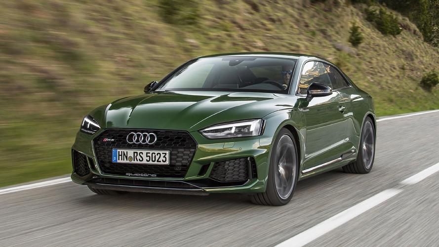 Probamos el Audi RS 5 Coupé 2017: más rápido en todos los escenarios
