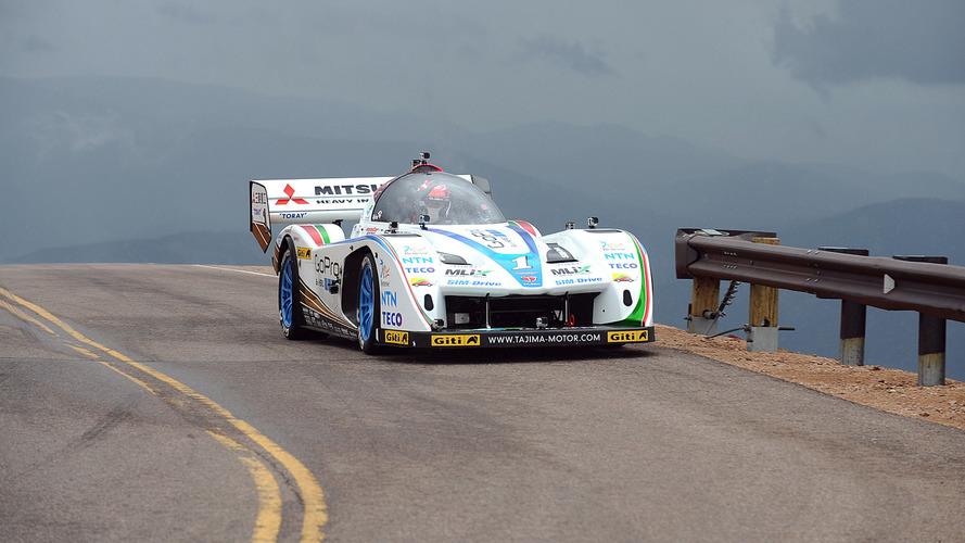 #1 E-Runner Pikes Peak Special- Nobuhiro Tajima