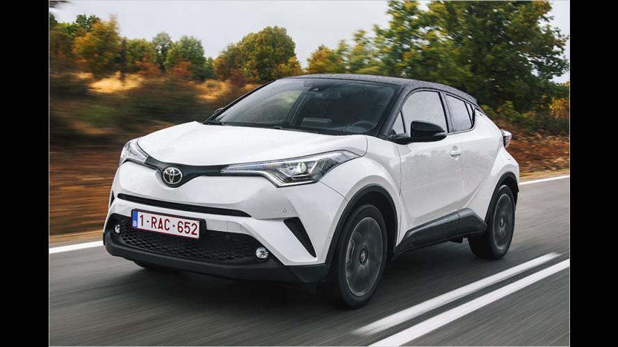 Ein gewaltiger Schritt für Toyota
