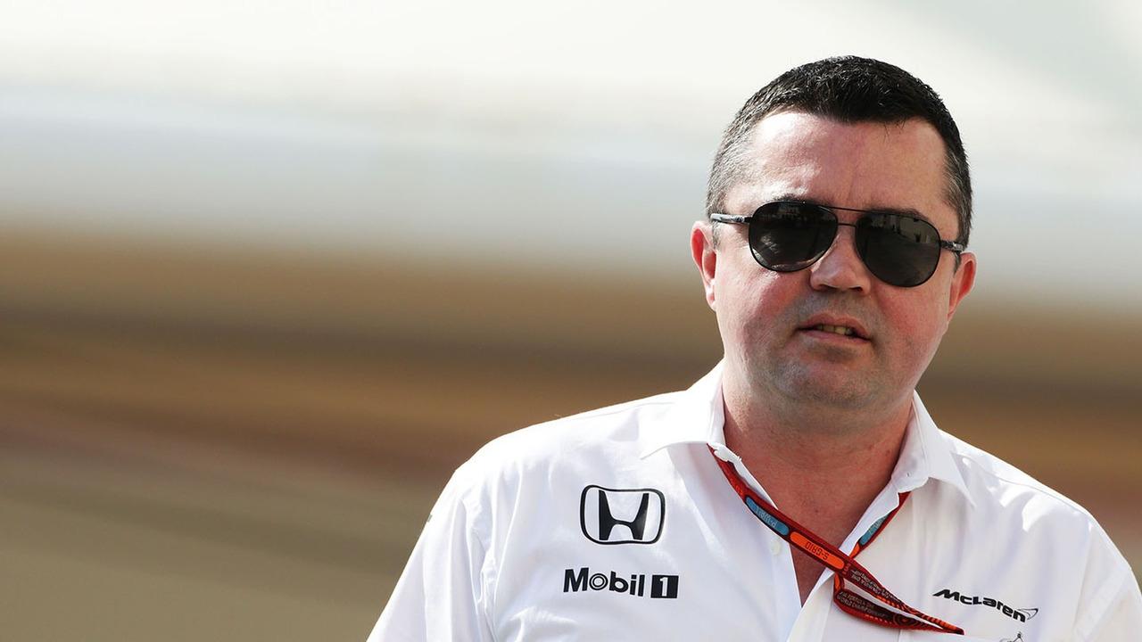Eric Boullier, McLaren 2