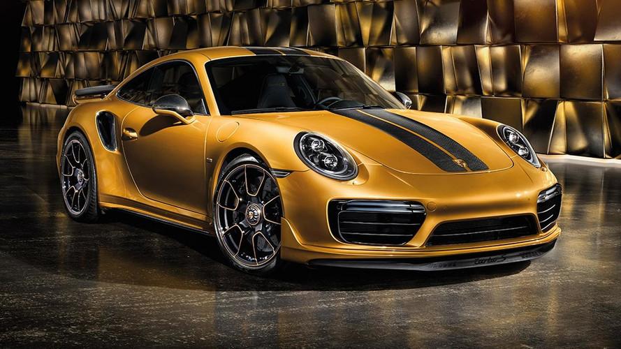 2017 porsche 911 turbo s exclusive series photos. Black Bedroom Furniture Sets. Home Design Ideas