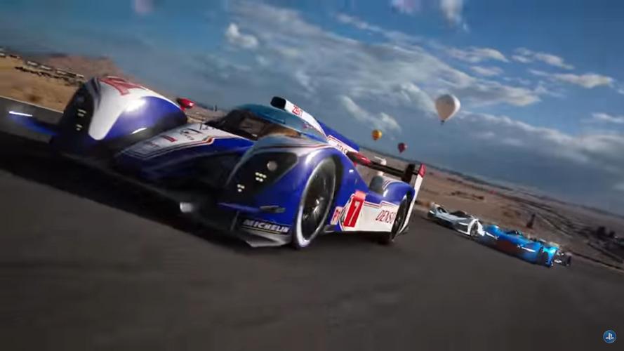VIDÉO - Gran Turismo Sport donne quelques nouvelles !