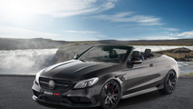 Mercedes-AMG C63 S Cabriolet by Brabus