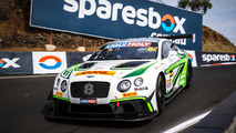 Andy Soucek Bentley Blancpain Series