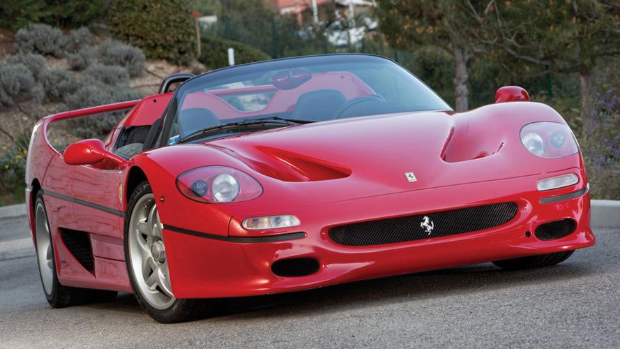 VIDÉO - Une Ferrari F50 s'attaque au circuit de Suzuka