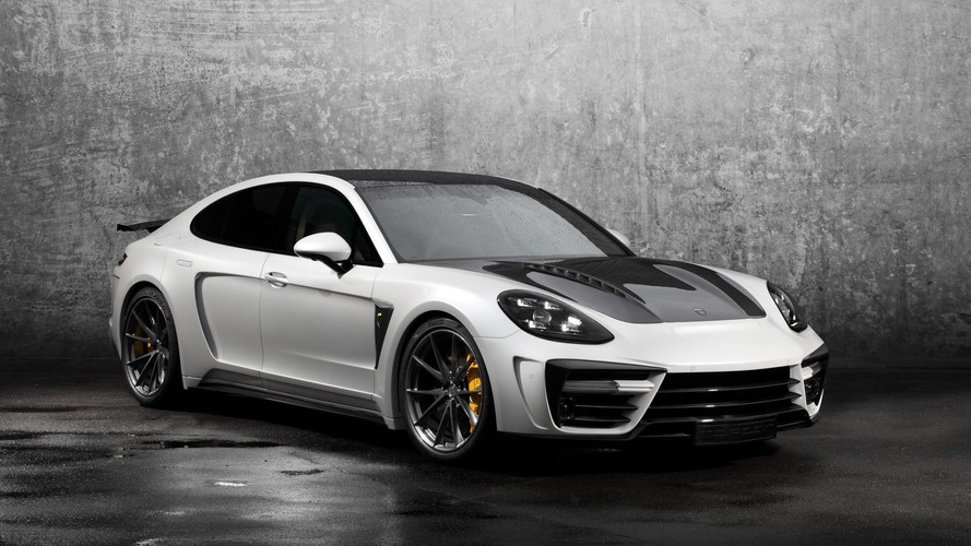 TopCar Design présente sa Porsche Panamera Stingray GTR Edition