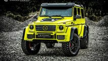Mercedes-Benz Brabus G500 4x4² by Carlex Design
