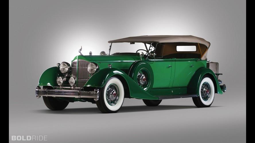 Packard Twelve 5-Passenger Phaeton