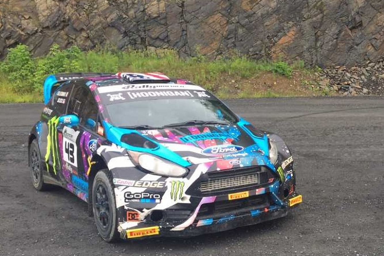 Ford Fiesta Rally Car For Sale Usa
