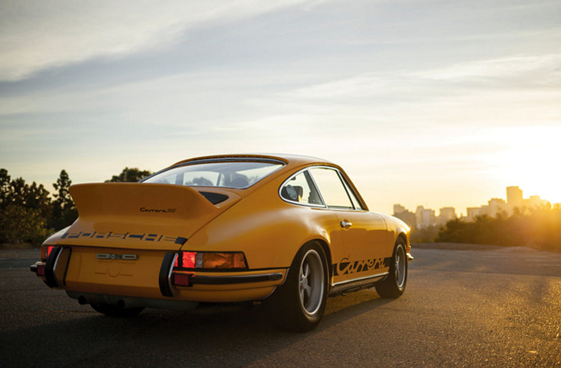 This Porsche 911 Carrera 2.7 RS Could Fetch $1 Million
