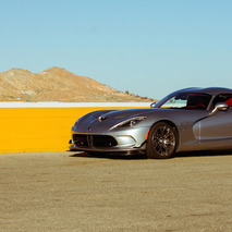 Dodge Viper Could Get a More Powerful Final Edition