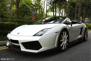 Most Popular: 2012 DMC Lamborghini Gallardo Toro