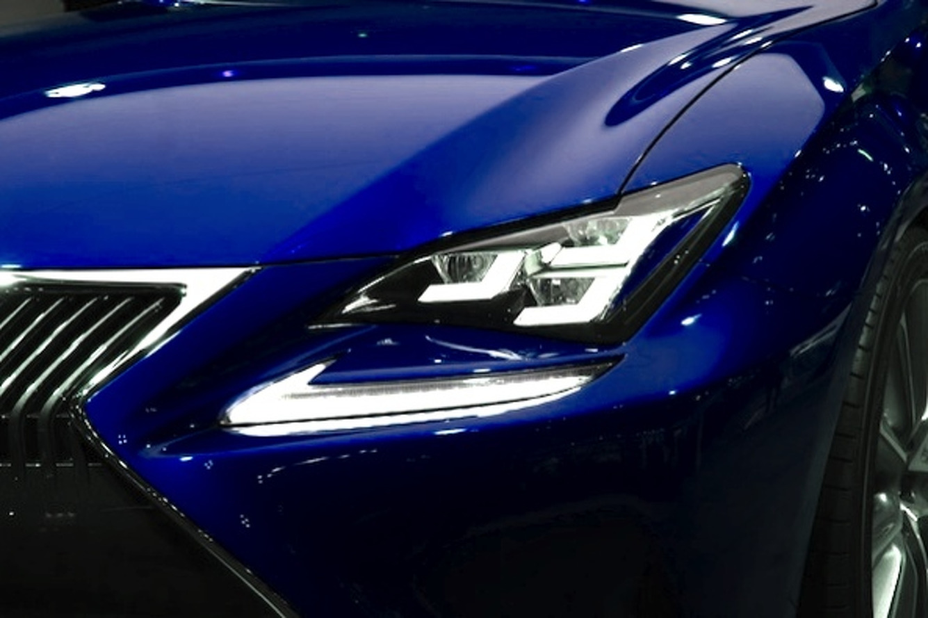 New Lexus F Model Headed for Detroit, Likely RC F Coupe