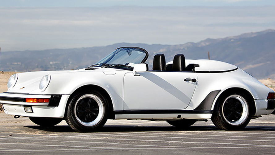 Jerry Seinfeld sells 15 Porsches at auction for $22M