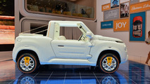 Citroen E-MEHARI by Courreges