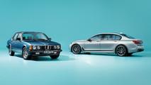 BMW 7 Serisi Edition 40 Jahre
