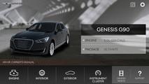 Genesis Virtual Guide App