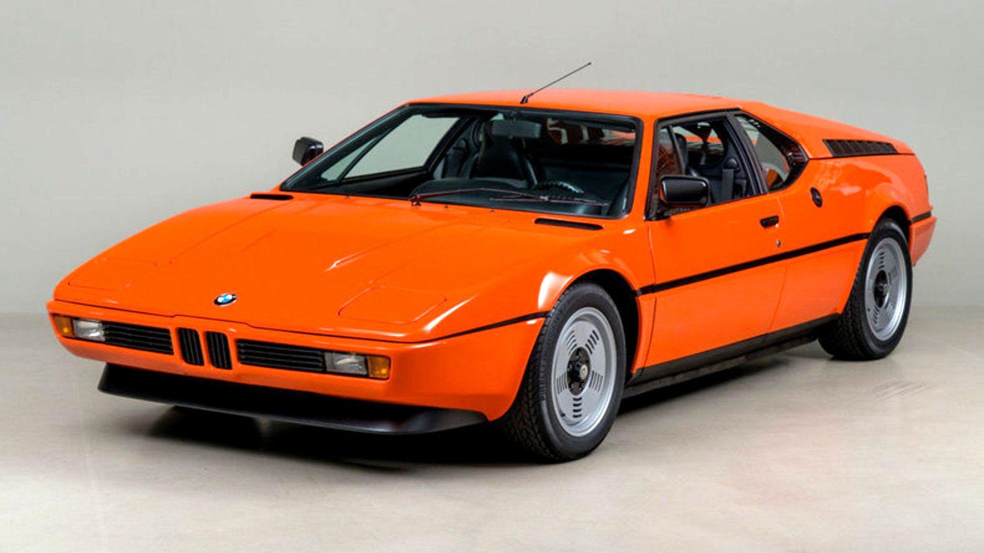 BMW M1 With 8400 Miles Features An Eye Watering Price Tag