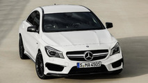 2014 Mercedes-Benz CLA 45 AMG 27.03.2013