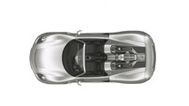 Porsche 918 Spyder production version trademark design illustrations