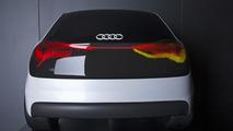 Audi OLED Swarm 09.1.2013