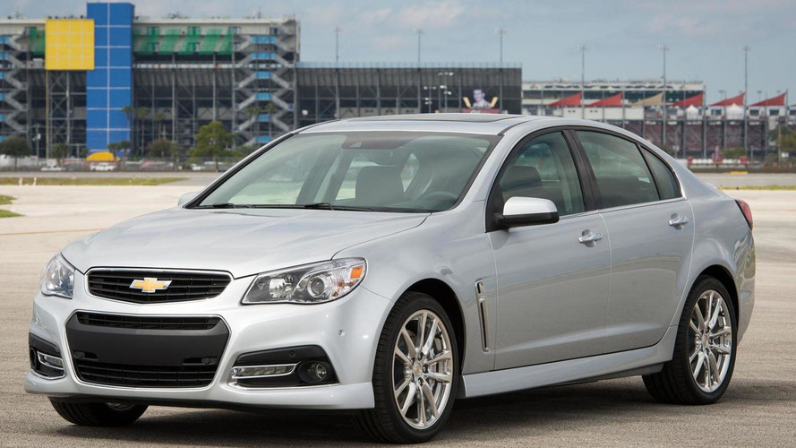 Walkinshaw Performance considering Chevrolet Special Vehicles - report