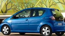 2009 Toyota Aygo Facelift