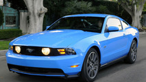 2011 Ford Mustang to get 400hp 5.0-liter Engine & Upgraded Track Pack