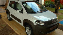 Fiat Uno Ecology Concept, 987, 07.05.2010