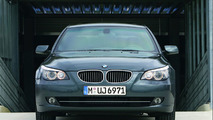 2008 BMW 5 Series Security