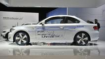 BMW ActiveE concept live in Detroit, NAIAS 12.01.2010