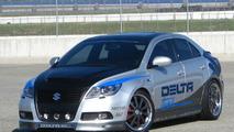 Delta Tech Engineering Suzuki Kizashi SEMA 2009 Concept