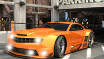 ALMS Styled 2010 Camaro Rendered